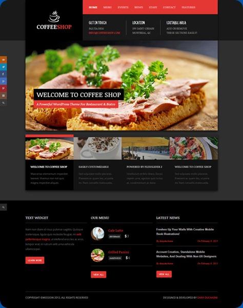 Coffee-Shop-Restaurant-WordPress-Theme