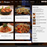 84 templates WordPress per blog di cucina e ricette (3a parte).