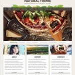 199 templates WordPress per blog dedicati alla Natura (1a parte).