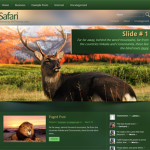 199 templates WordPress per blog dedicati alla Natura (6a parte).