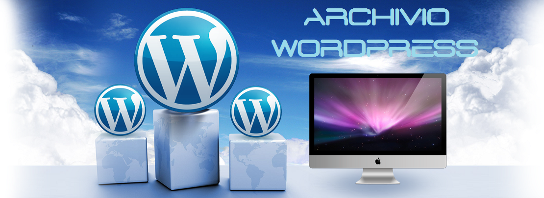 Archivio WordPress