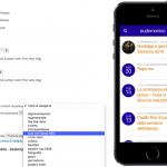 Un tema grafico perfetto per la navigazione su smartphone indipendente dal tema sul blog.