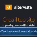 Tutte le domande più frequenti su AlterVista with Google AdSense.