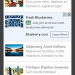 Come inserire la nuova unitá pubblicitaria InFeed di AdSense su WordPress.