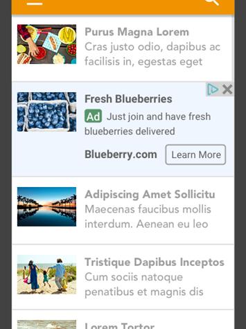 Come inserire la nuova unità pubblicitaria InFeed di AdSense su WordPress.