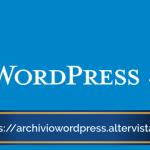 WordPress 4.9.5 rilascio di sicurezza e di mantenimento, 25 bug sono stati corretti.