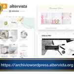 Come avere temi WordPress professionali e responsive gratis disponibili per chi apre un blog su Altervista.