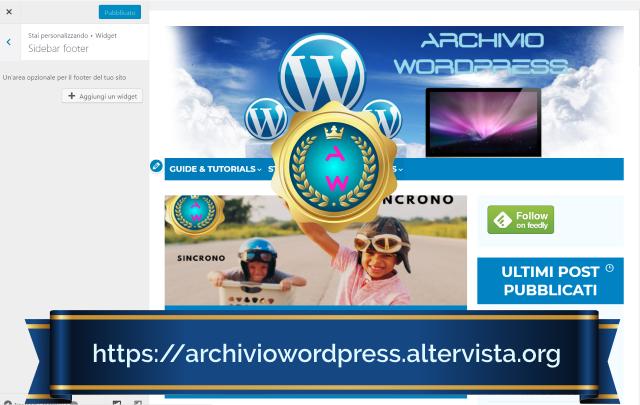 Come migliorare il design del nostro blog in WordPress modificando struttura e layout.
