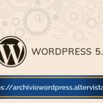 WordPress rilascia la nuova versione 5.2 Jaco per identificare e risolvere problemi di configurazione.