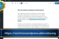 Gutenberg 6.3 migliora l'accessibilità con nuove modalità di navigazione e modifica.